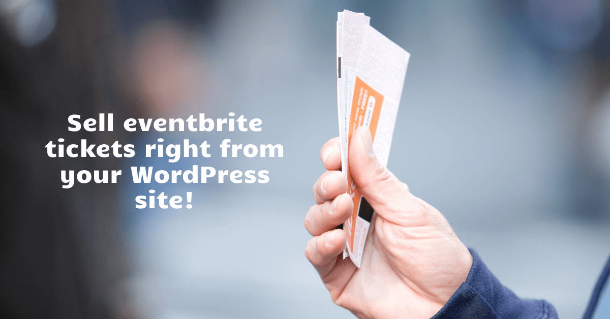 Eventbrite's Embedded Checkout